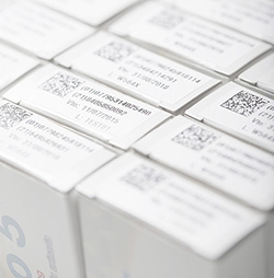 Is the distribution channel ready for Serialization?