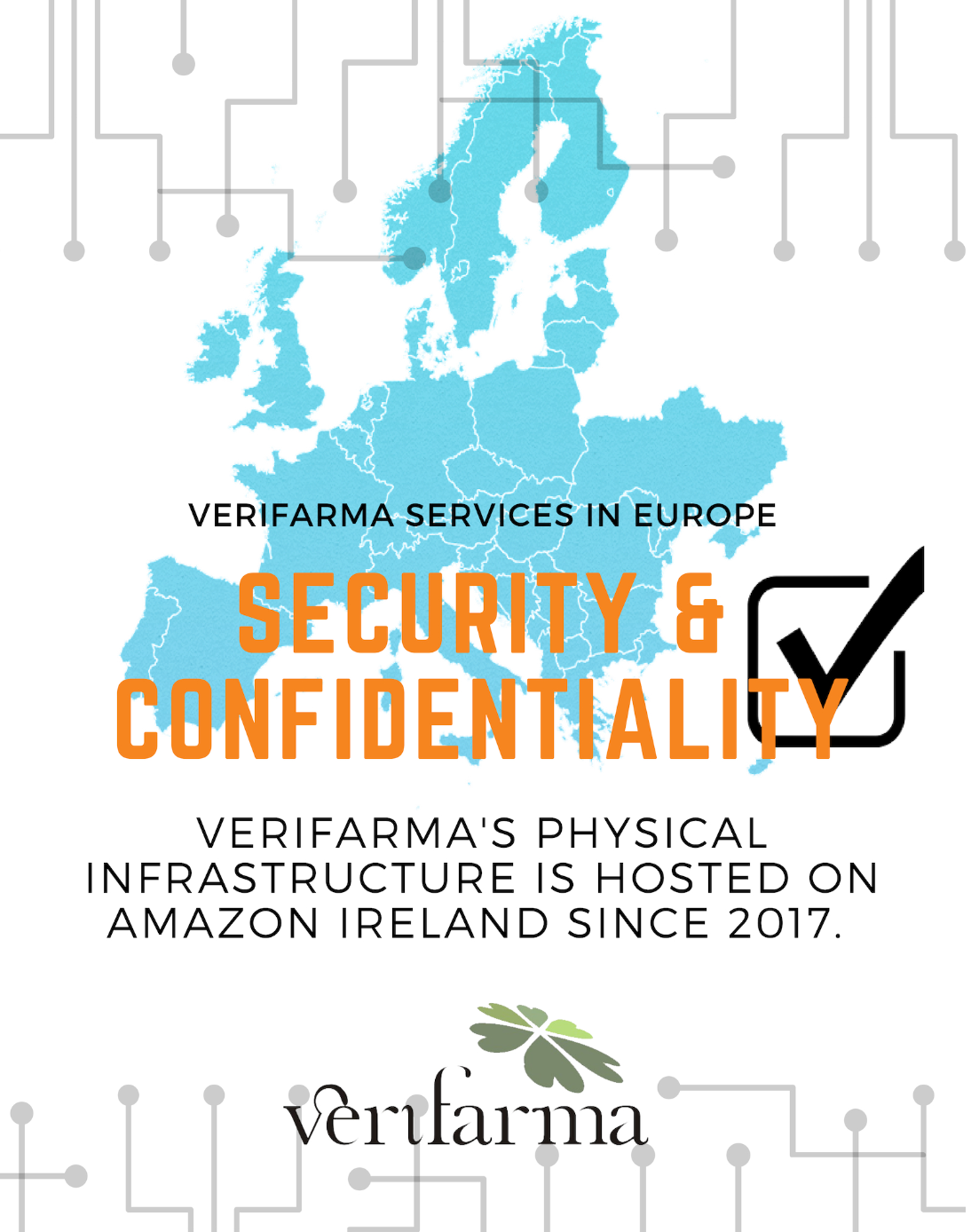 Verifarma Features: Security & Confidentiality
